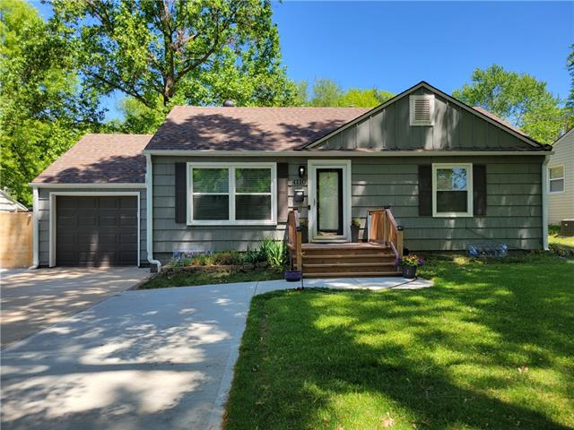 4110 W 74th Terrace Property Photo - Prairie Village, KS real estate listing