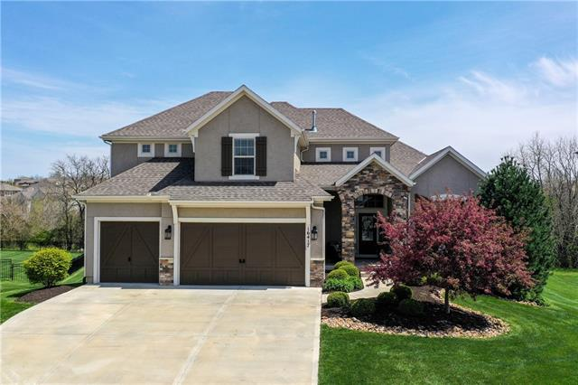 16417 Perry Street Property Photo - Overland Park, KS real estate listing