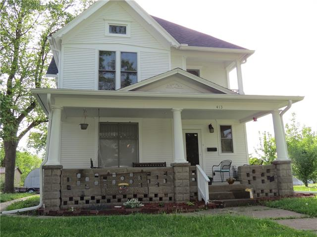 413 N Park Street Property Photo