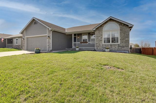 315 Stratton Drive Property Photo - Eudora, KS real estate listing