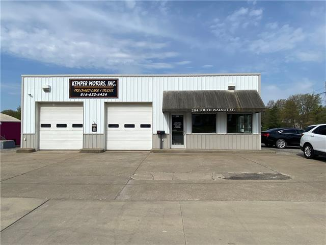 204 S Walnut Street Property Photo - Cameron, MO real estate listing