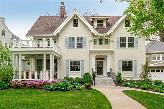 6012 Morningside Drive Property Photo - Kansas City, MO real estate listing
