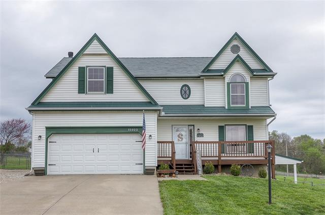 15022 Knight Road Property Photo - Basehor, KS real estate listing
