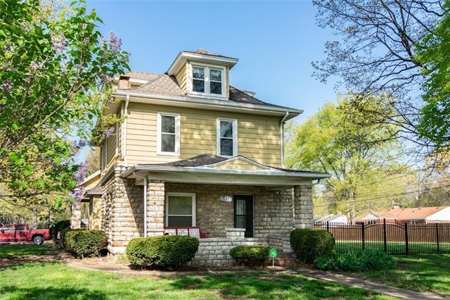 5510 Goddard Street Property Photo - Shawnee, KS real estate listing