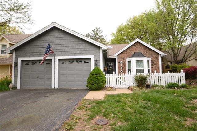 8210 MONROVIA Street Property Photo - Lenexa, KS real estate listing