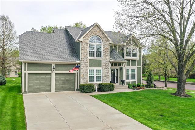 12849 Reeder Street Property Photo - Overland Park, KS real estate listing