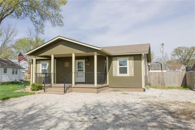 130 Park Street Property Photo - Linwood, KS real estate listing
