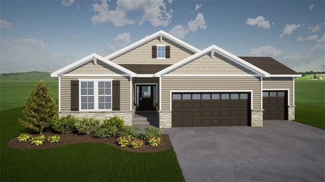 3213 SW Merriam Court Property Photo - Lee's Summit, MO real estate listing