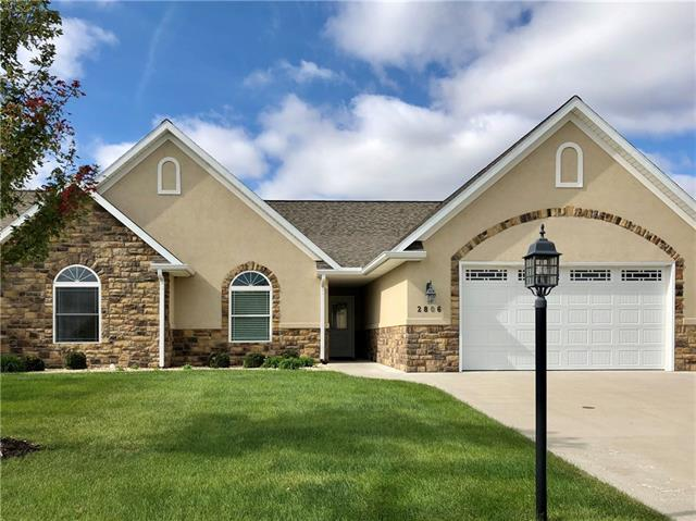 2806 TRANQUILITY Court Property Photo - Maryville, MO real estate listing