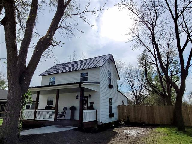 600 Retan Avenue Property Photo - Osawatomie, KS real estate listing