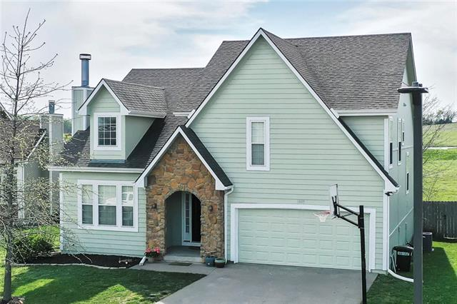 1019 Firetree Avenue Property Photo - Baldwin City, KS real estate listing