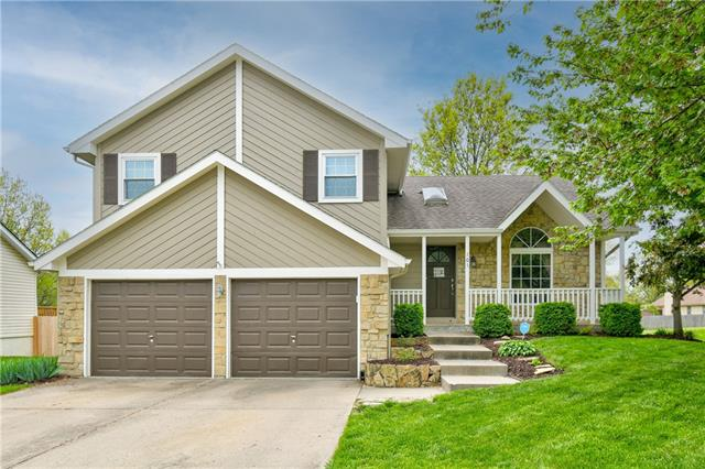 101 NW 102nd Terrace Property Photo - Kansas City, MO real estate listing