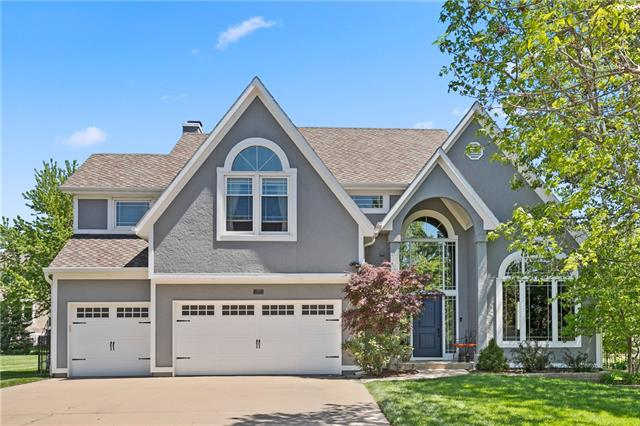 14509 Woodson Street Property Photo - Overland Park, KS real estate listing
