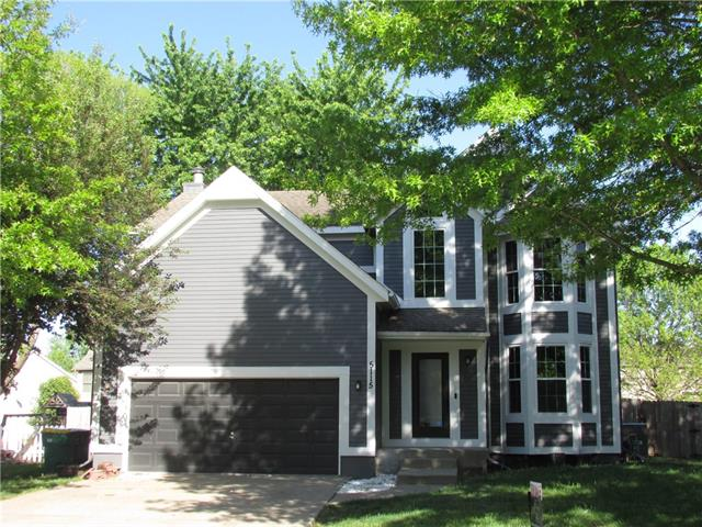 5115 Millridge Street Property Photo - Shawnee, KS real estate listing