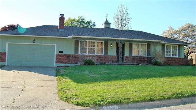 702 N Piute Avenue Property Photo - Independence, MO real estate listing