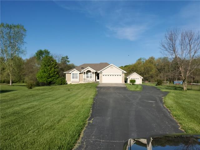 7650 Wright Way Drive Property Photo - Lawson, MO real estate listing