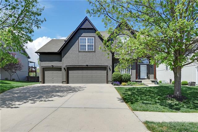 16078 W 156th Terrace Property Photo - Olathe, KS real estate listing