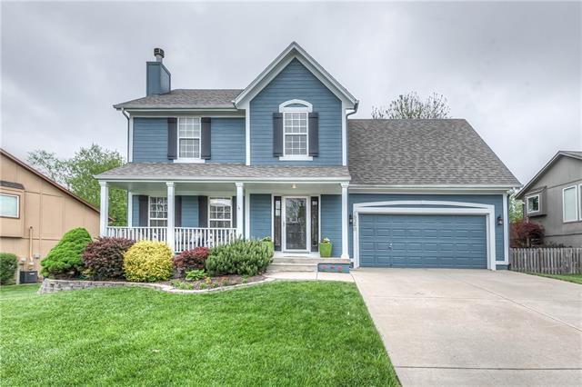 15240 S Mullen Street Property Photo - Olathe, KS real estate listing