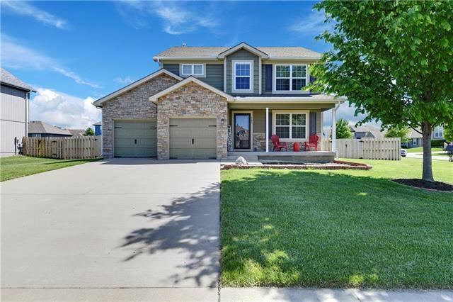 503 E APACHE Street Property Photo - Gardner, KS real estate listing