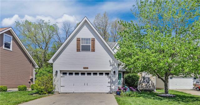 609 Silver Hill Drive Property Photo - Bonner Springs, KS real estate listing