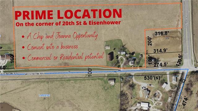 15968 Eisenhower Road Property Photo 1
