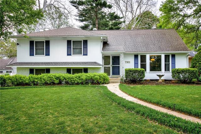 7901 ROSEWOOD Drive Property Photo - Prairie Village, KS real estate listing