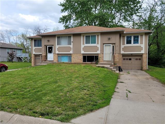 609-611 S 75TH Street Property Photo - Kansas City, KS real estate listing