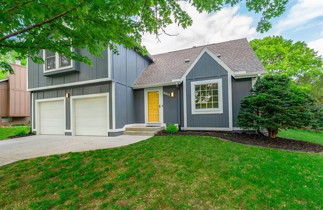 14613 S Brougham Drive Property Photo - Olathe, KS real estate listing