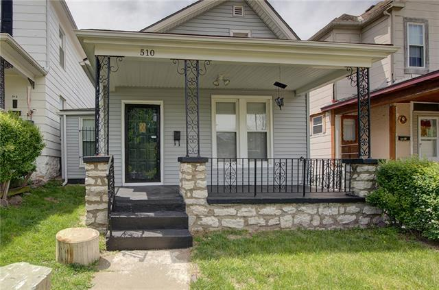 510 Montgall Avenue Property Photo - Kansas City, MO real estate listing