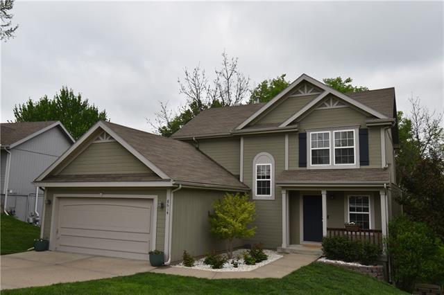 8614 NE 112th Terrace Property Photo - Kansas City, MO real estate listing