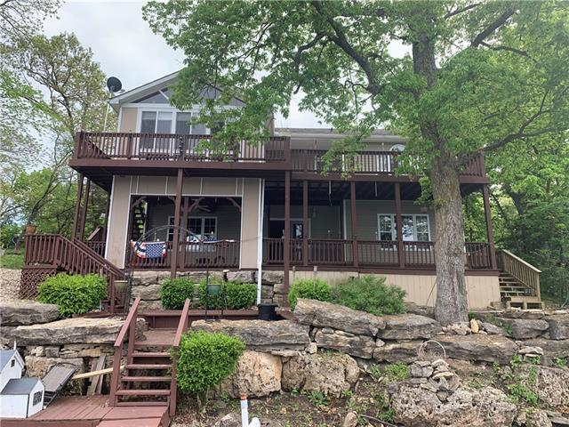 473 W Sugar Lake Drive Property Photo - Mound City, KS real estate listing