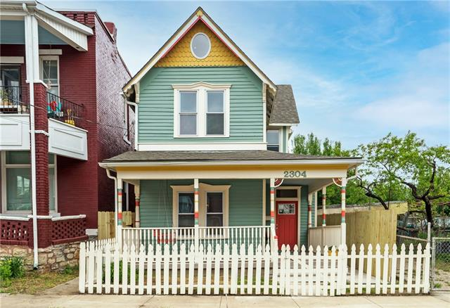 2304 Minnie Street Property Photo - Kansas City, MO real estate listing