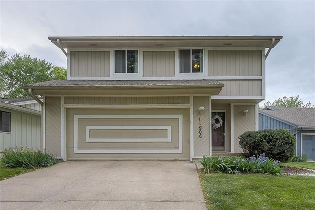 11906 W 66th Terrace Property Photo - Shawnee, KS real estate listing