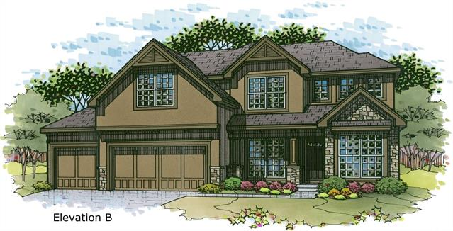24103 W 124th Terrace Property Photo - Olathe, KS real estate listing