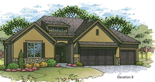 6823 Marion Street Property Photo - Shawnee, KS real estate listing