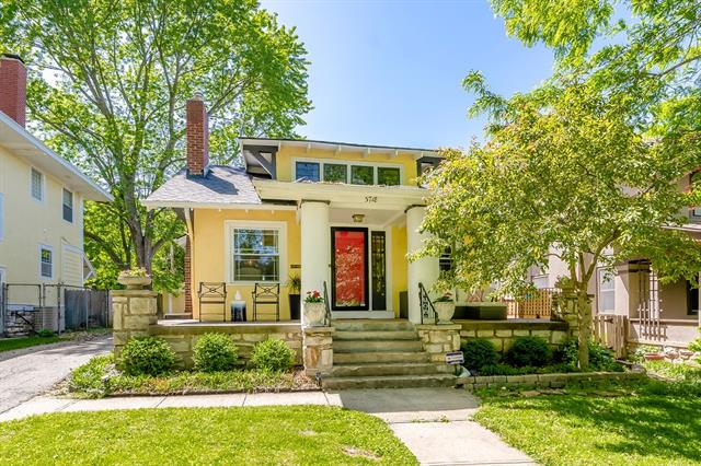 5718 Central Street Property Photo - Kansas City, MO real estate listing