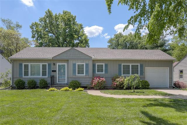 5009 W 56th Street Property Photo - Roeland Park, KS real estate listing