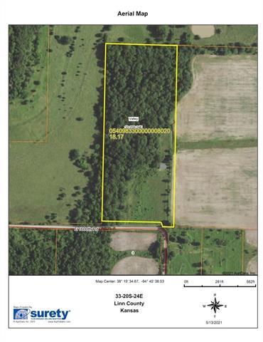 00000 1600 Road Property Photo - Pleasanton, KS real estate listing
