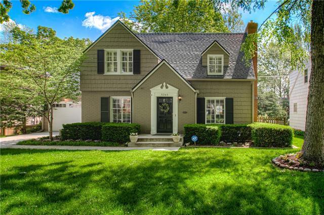 5345 Norwood Street Property Photo - Fairway, KS real estate listing