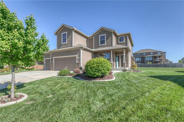 1311 Rock Creek Court Property Photo - Lansing, KS real estate listing