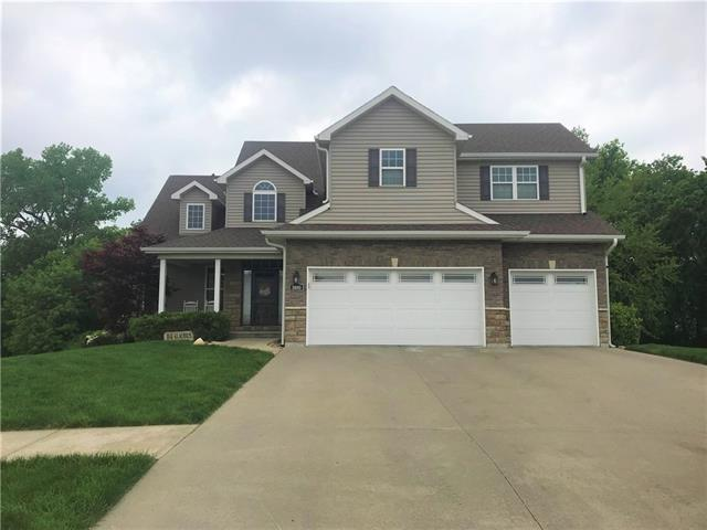 3805 Tierney Court Property Photo - St Joseph, MO real estate listing