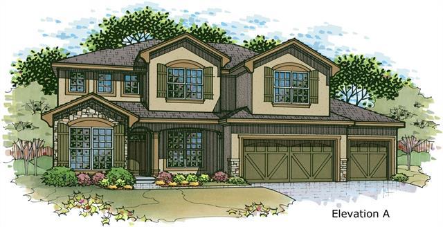12358 S Dunraven Street Property Photo - Olathe, KS real estate listing