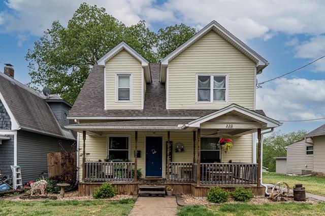 220 S Nettleton Street S Property Photo - Bonner Springs, KS real estate listing
