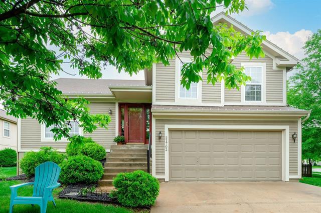 21702 W 50th Terrace Property Photo