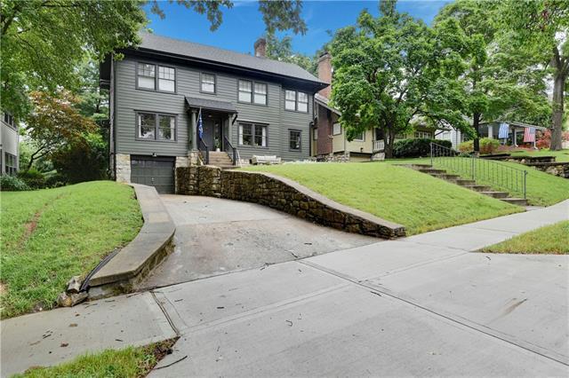 6019 Central Street Property Photo