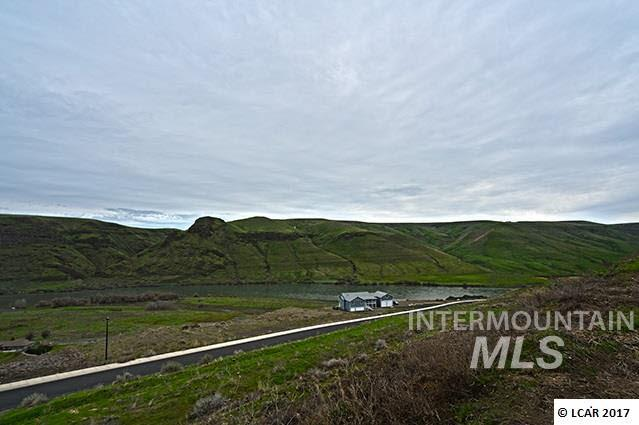 Riverpointe Development Phase 2 Lot 21 Property Photo - Asotin, WA real estate listing