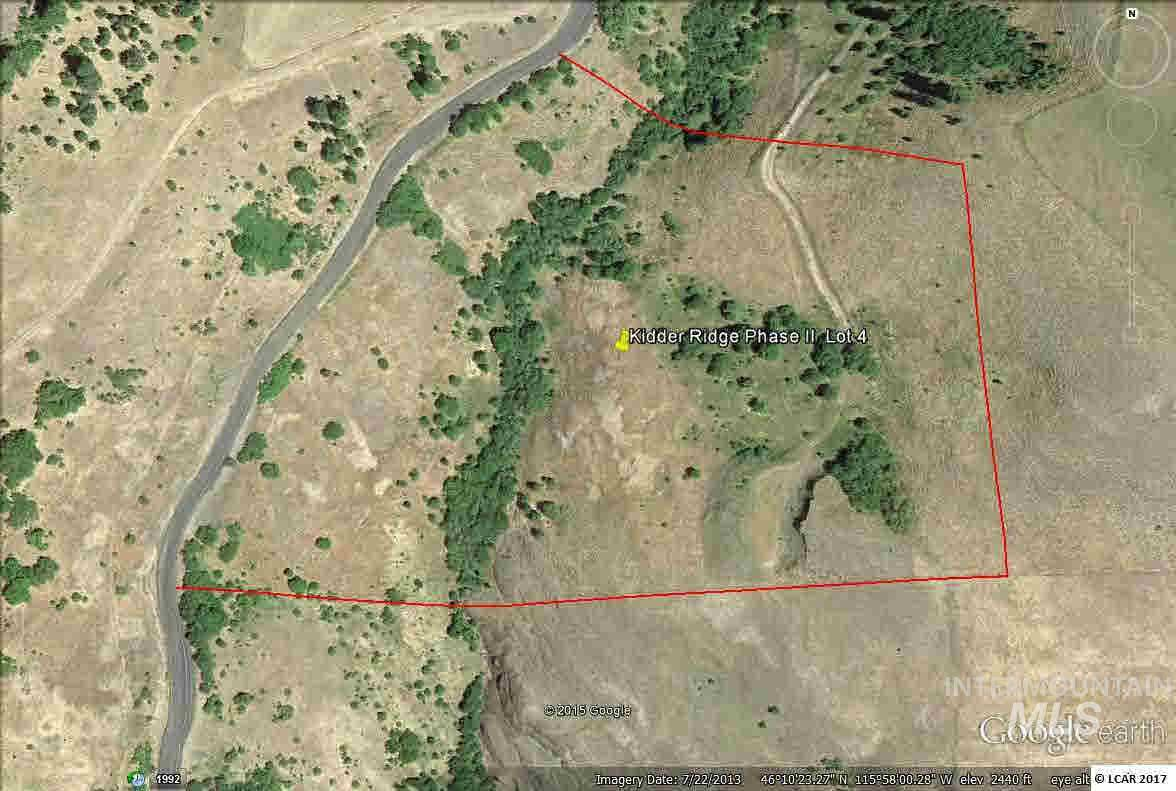 TBD Kidder Ridge Road Lot 2 Property Photo - Kooskia, ID real estate listing