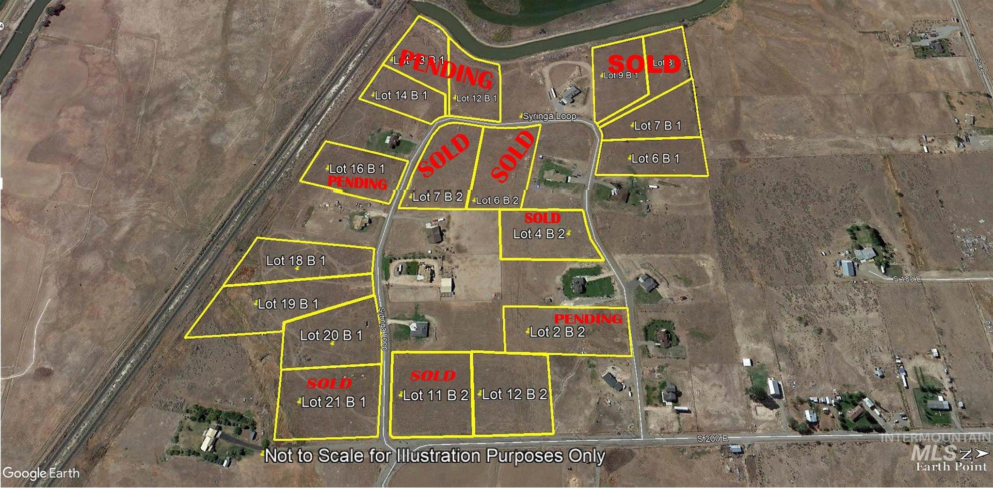 LOT 2 BLOCK 2 Property Photo - Shoshone, ID real estate listing