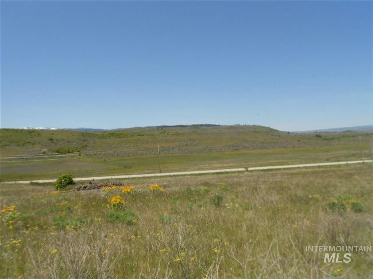 Lot 1 Blk 1 Mountain View Estates Property Photo - Council, ID real estate listing