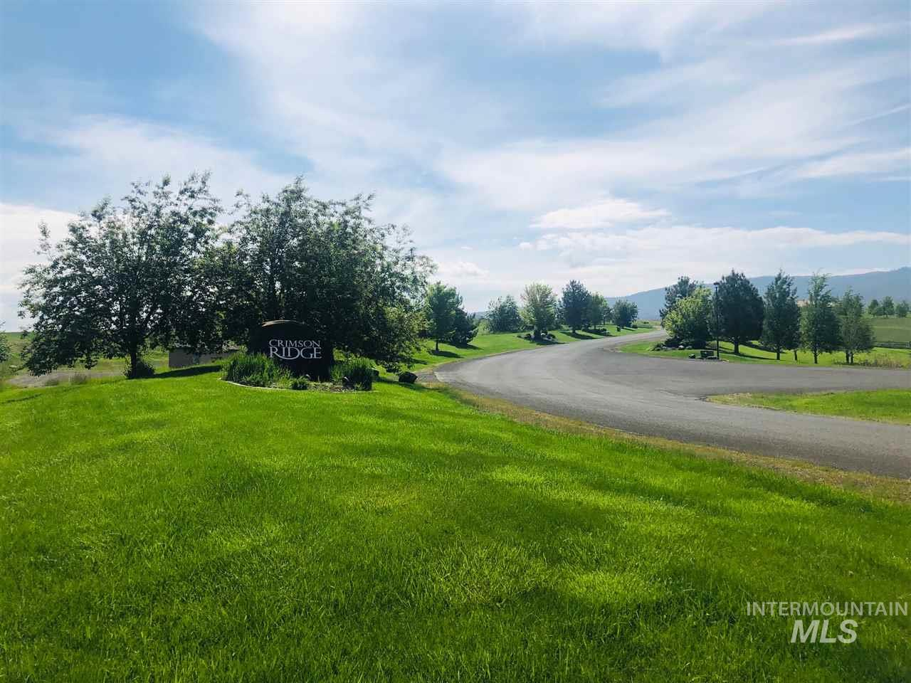 Lot 2A Ridgeview Drive Property Photo - Grangeville, ID real estate listing
